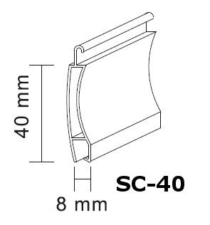 lama de seguridad sc40